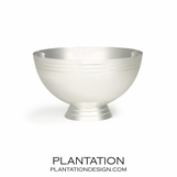 Montgomery Small Silver Bowl