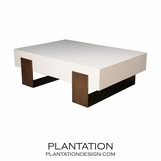 Moraga Coffee Table, Painted