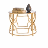 Mykonos Cocktail Table | Gold