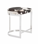 Nichols Counter Stool | Cowhide