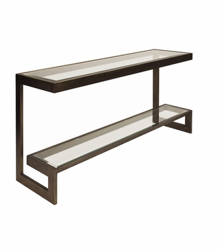 Noah Console Table | Bronze