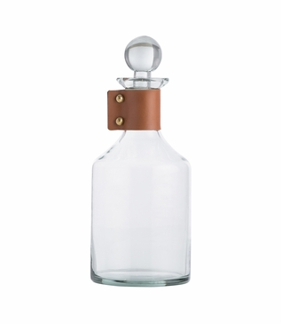 Norman Glass Decanter | Medium