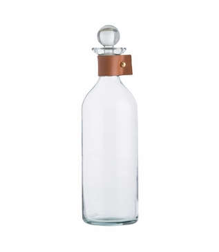 Norman Glass Decanter | Tall