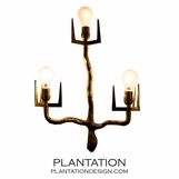 Pavel Bronze Sconce