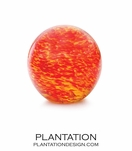 Planetary Paperweight | Fire