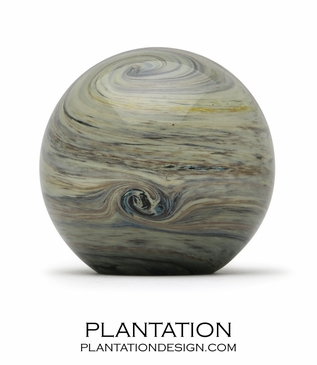 Planetary Paperweight | Ice