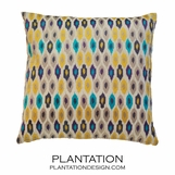 Rabat Pillow | Citron