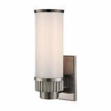 Ridgeline Single Sconce | Antique Nickel
