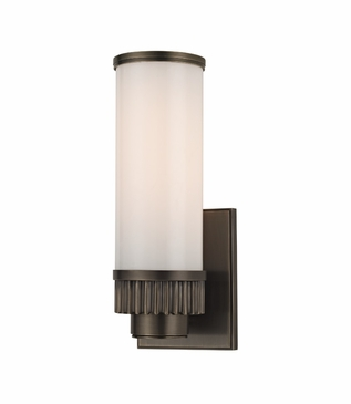Ridgeline Single Sconce | Bronze