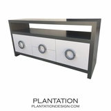 Simon Two-tone Console | No. 3