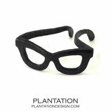 Spectacles Bronze Sculpture | Dame