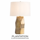 Sweeney Gold Ceramic Table Lamp