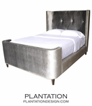 Thompson Bed, Footboard