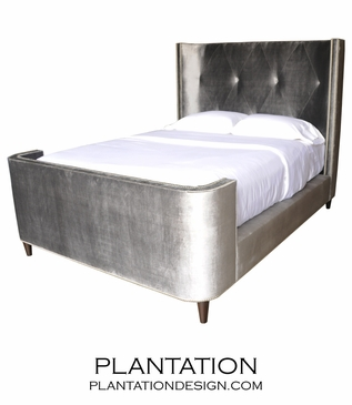 Thompson Bed | Footboard