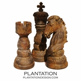 Throne Chess Pieces