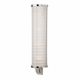 Toula Large Sconce | Polished Nickel