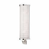 Toula Medium Sconce | Polished Nickel