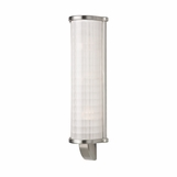 Toula Medium Sconce | Satin Nickel
