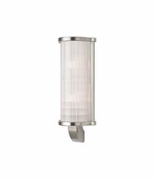 Toula Small Sconce | Satin Nickel