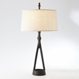 Tribal Bronze XL Table Lamp