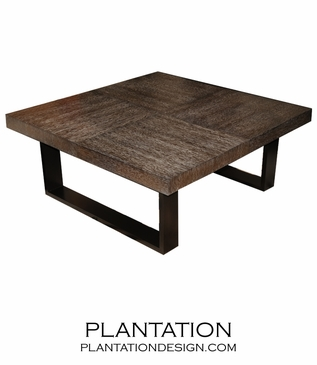 Urban Coffee Table, Stained