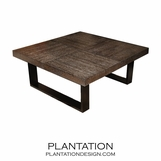 Urban Coffee Table | Cerused