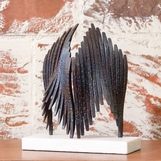 Vikare Wings Sculpture | Iron