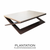 Xavier Rectangular Coffee Table | No. 2