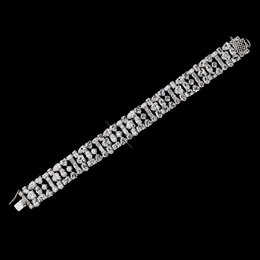 """Anything Goes"" Cubic Zirconia (CZ) Bracelet"