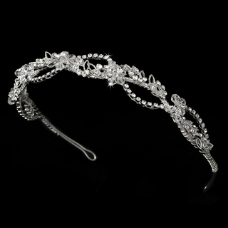 """Woodland Trail"" Swarovski Crystal Headband"