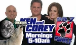 95.7 The Wolfe with Ken Anderson, Corey Foley and Eddie King and the Bacon Freak
