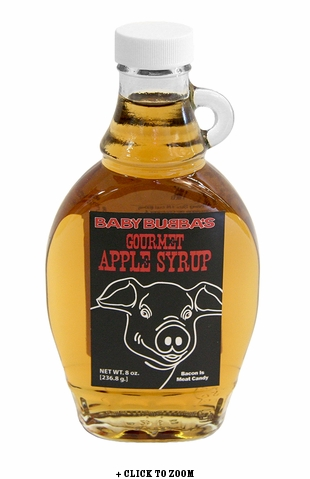 Baby Bubba's Gourmet Apple Syrup
