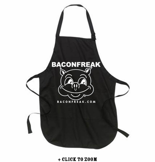 Bacon Freak (Original Pig) Apron