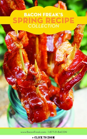 Bacon Freak's Spring Recipe Collection (Download)