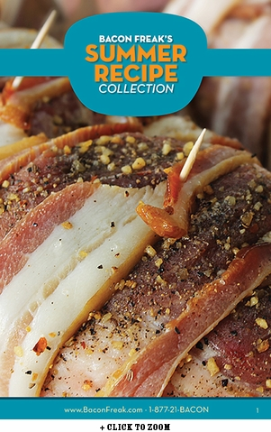 Bacon Freak's Summer Recipe Collection (Download)