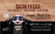 Bacon Freak's Super Thick Hickory Smoked Bacon