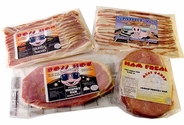 Bacon & Ham 4 Pack Combo