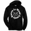 Bacon Hooded Sweatshirts