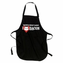 Bacon Is Meat Candy (I Heart Bacon) Apron
