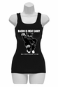 Bacon Is Meat Candy (Take A Bite Outta This) Womens Tank Top