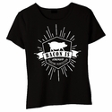 Bacon Is Porcine Perfection Baby Doll Shirt - Black