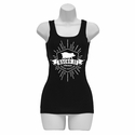 Bacon Is Porcine Perfection Womens Tank Top - Black