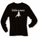 Bacon Is Sexy Long Sleeve Shirt
