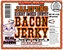 Bacon Jerky - Jalapeno Style - Click to Enlarge