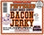 Bacon Jerky -  Pepper Style - Click to Enlarge
