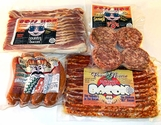 Bacon & Sausage 4 Pack Combo