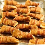 Bacon-Wrapped Cracker Appetizer Recipe