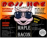 Boss Hog Hickory Smoked Maple Bacon