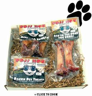 Boss Hog's Pet Lovers Sampler Gift Box