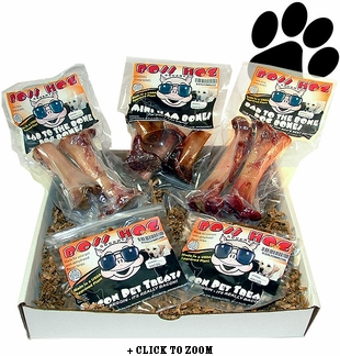 Boss Hogs Pet Lovers Deluxe Gift Box